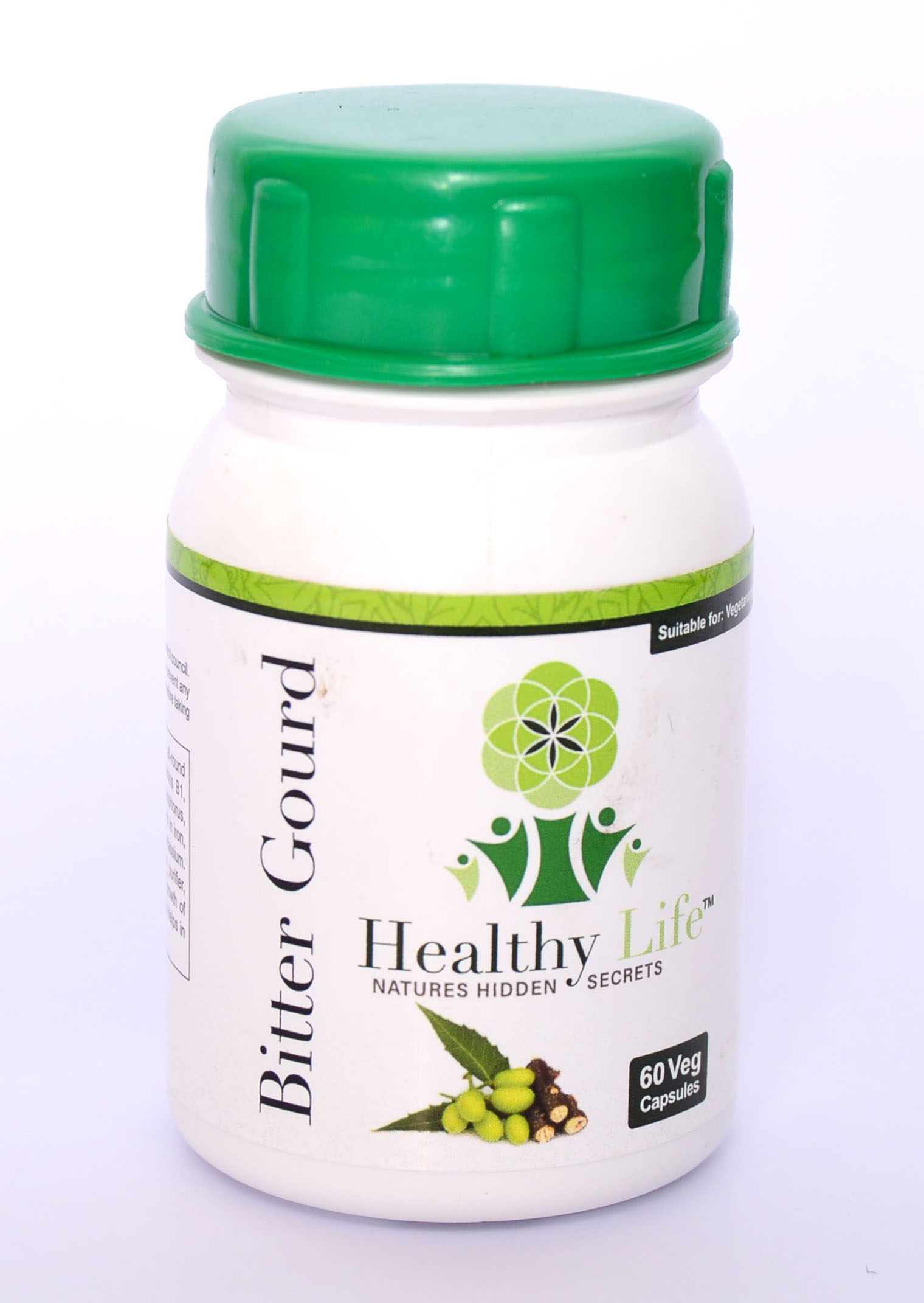 Healthy Life Bitter Gourd Capsules – 60's