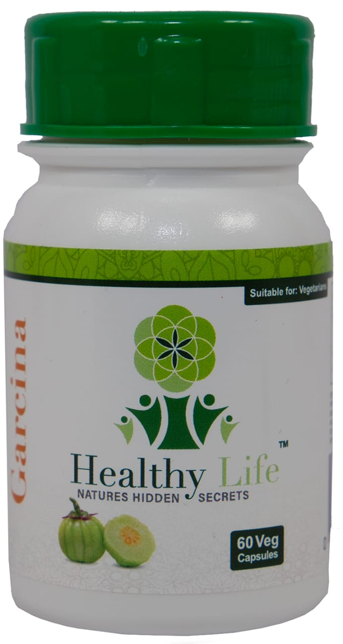 Healthy Life – Garcina Capsules – 60s